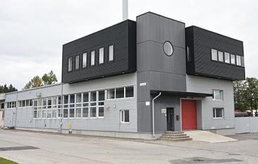 Tootmishoone, Tehnika 1, Paikuse. Anne Strati Arhitektuuribüroo